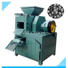Machine de presse à bille de machine de production de briquette de charbon pour la poudre de charbon de bois
