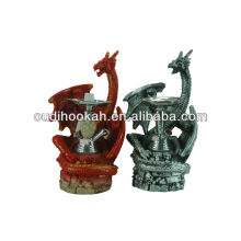 Cachimba vendedora caliente de Shisha del dragón de la resina