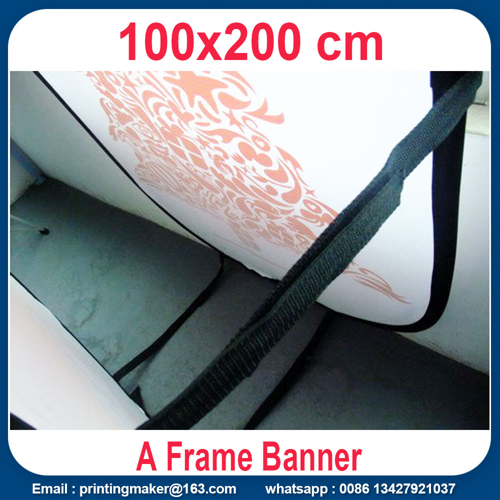 pop up displays banner