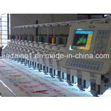 615 máquina de bordado plano