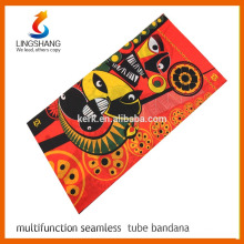 Волшебство multi bandana охлаждает или держит теплый шарф изготовленный на заказ пробки с маской стороны