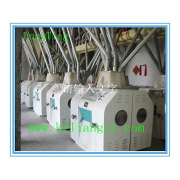 Máquina de molino de harina de trigo caliente / maíz