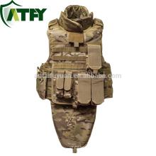 Kevlar / PE Police Security Tactical-Militärweste-Ganzkörperpanzer zu verkaufen