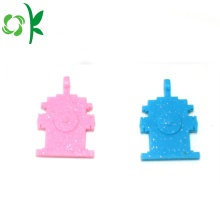 Pet Accessories Glitter Dog in silicone con glitter
