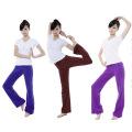 Йога / Спорт Пустой Пользовательских Фитнес-Леггинсы