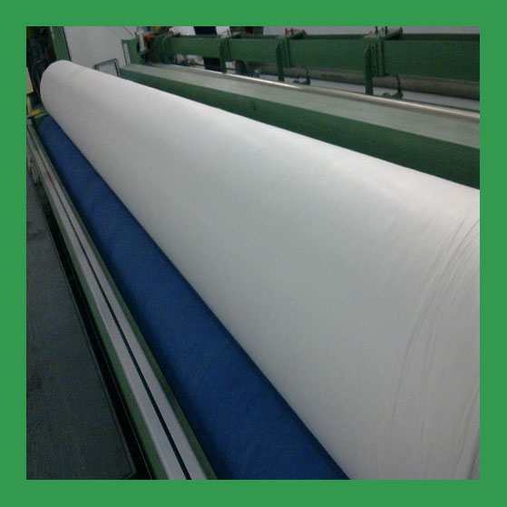Polypropylene Staple Fiber Nonwoven Geotexitle  for harbor