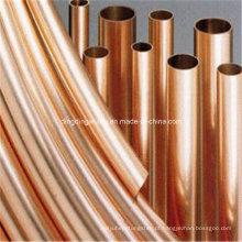Tubo da liga de cobre do tungstênio da venda direta da fábrica