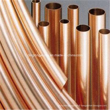 Tube d'alliage de cuivre de tungstène de vente directe d'usine