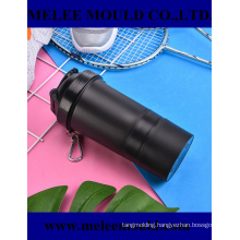 Melee Plastic Hang Portable Cup Water Bottle