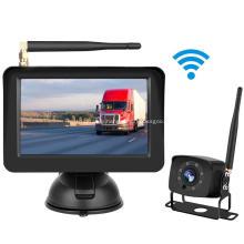 Digital Wireless Backup Camera with Monitor 5inch