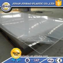 Placa 100% acrílica do produto comestível material eco-amigável novo