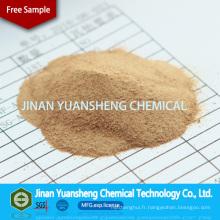 Dispersant d'engrais 9084-06-4 formaldéhyde d'acide sulfonique de naphtalène de sodium