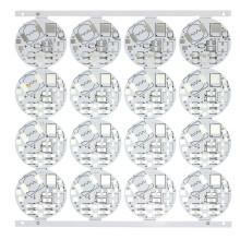 Лампа накаливания LF HASL круглая алюминиевая печатная плата