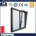Double Glazing Swinging Aluminium Window with Crank Handle