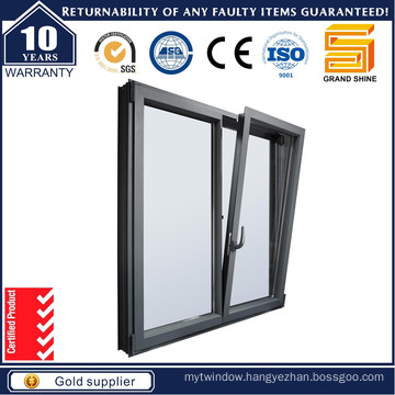 Aluminium Tilt and Turn Window (SERIES NH52)