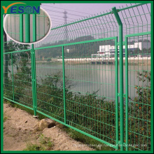 Grüne Garten Fechten Netz Eisen Draht Mesh