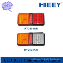 LED stop/turn/reverse/tail lamp for truck and trailers E-MARK led light for truck and trailers