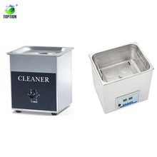 Reloj de joyas Dental Coins Ultrasonic Cleaner with Timer Heater