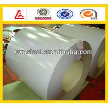 China fabricação fornecer alta qualidade ASTM, JIS, BS padrão PPGI bobina