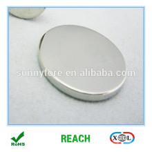 70x5mm diámetro redondo plato magnético