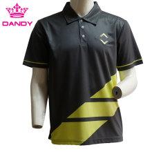 Geschäftspersonal Uniform lässiges Poloshirt