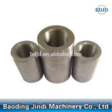 Conectores mecánicos para barras de acero