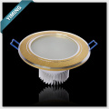 High Lumen 5W Golden Version 5W LED Ceiling Down Lights