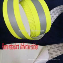 HOHE SICHTBARKEIT FLAME RETARDANT REFLECTIVE TRIPLE TRIM