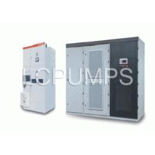 Equipo de control eléctrico de alto voltaje