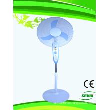 16 Polegadas 12 V DC Stand Ventilador Ventilador Solar (SB-S-DC16K) 1