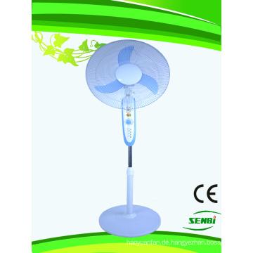16 Zoll 12V DC Standventilator-Solarventilator (SB-S-DC16K) 1