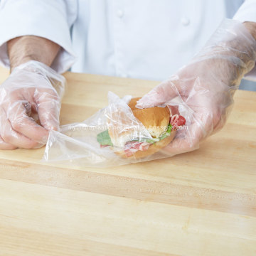 Flat Bottom Heat Seal Sandwich Bags