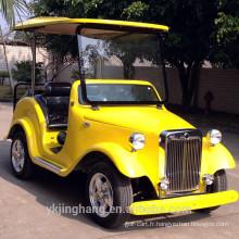 CE approuvé, voiture électrique ancienne, voiture classique / JH2G