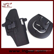 Police des armes à feu Paddle, CQC Holster Glock G17/22/31 pistolet Beretta Holster