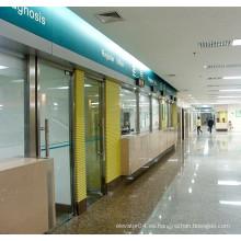 XIWEI Dispositivo de elevación médico / proveedor de ascensor médico / China Hospital Lift
