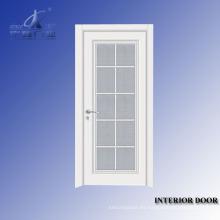 Puerta interior plana de madera maciza Yf-S18