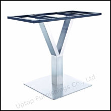 Y Shape Stainless Steel Metal Table Base (SP-STL255)