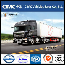 Brand New C&C U340 4*2 370HP Tractor Head