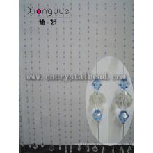Romantisches Crystal Perlen Vorhang für die Event-Dekoration