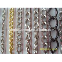 Diseño de la manera de las mujeres bolso accesorios accesorios cadena de bolsas