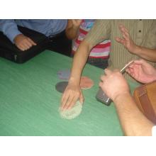 Folha de juntas de borracha de juntas não amianto para vedação mecânica