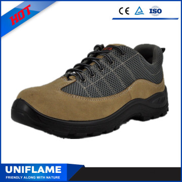 D Suede Leather Safety Shoes to Vietnam Ufa102