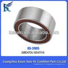 Roulements de compresseur de climatisation automobile 32 * 47 * 18mm 32BD4718DU