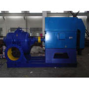 double suction Centrifugal Water Pumps 2.5 Mpa , TPOW Volut