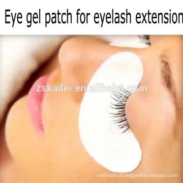 2015 novos produtos beleza OEMeye gel patch para extensão da pestana