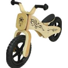 Деревянный велосипед Poncha / Детские велосипеды / Скутер / Велосипед / Детские игрушки