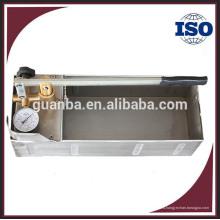 HSY30-5С высокое качество портативный мини-60bar ручного гидравлического испытания насосов
