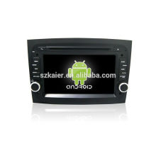 Vier Kern! Android 4.4 / 5.1 Auto-DVD für Fiat Doblo 2016 mit 7-Zoll-Kapazitiven Bildschirm / GPS / Spiegel Link / DVR / TPMS / OBD2 / WIFI / 4G