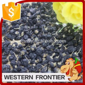 with low price dried style organic black goji berry