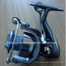 Aluminum and Plastic Optional Spool Fishing Spinning Reels